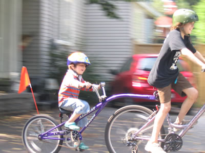 The Bikes We Ride Car Free With Kids